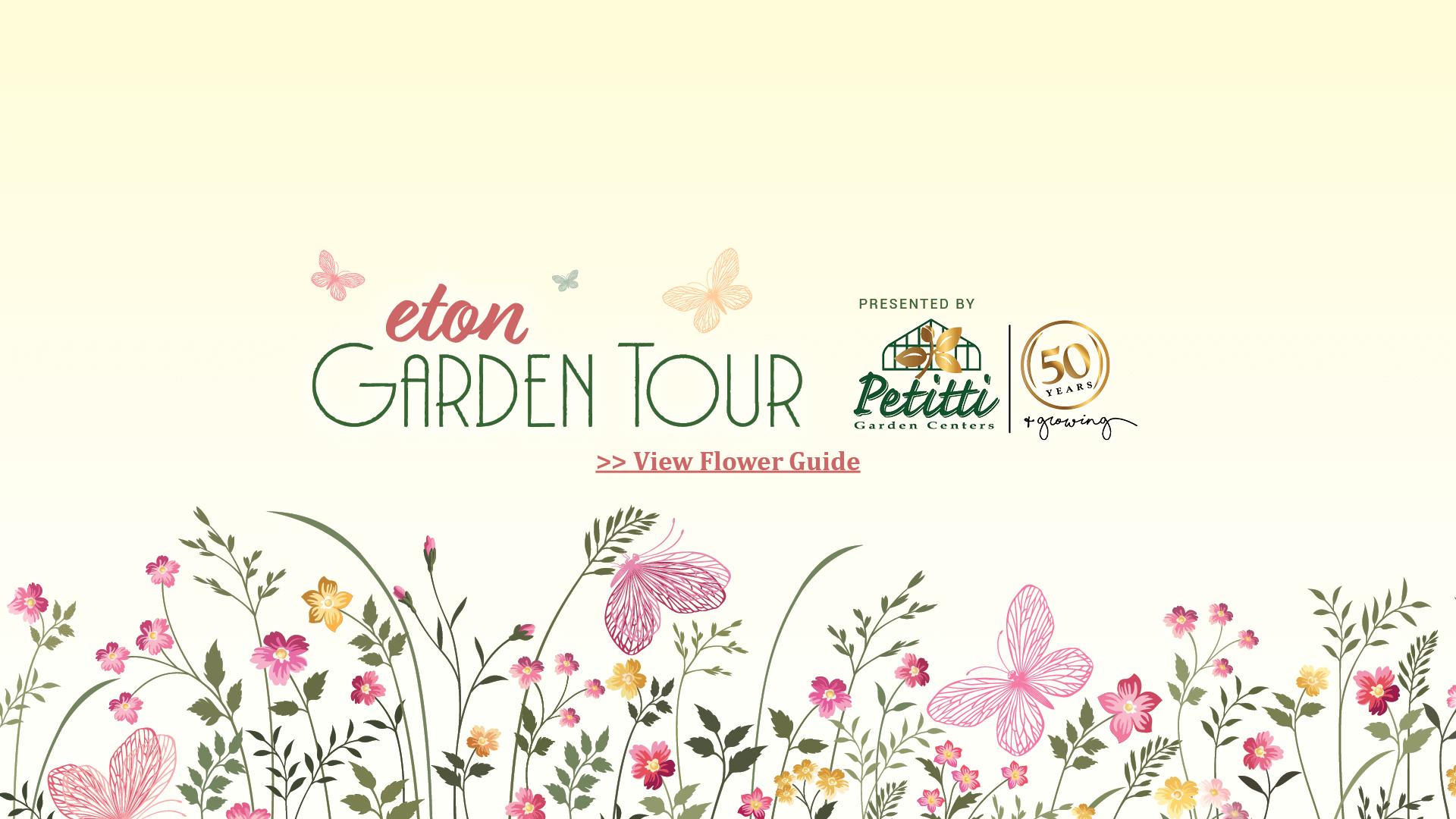 Eton Garden Tour
