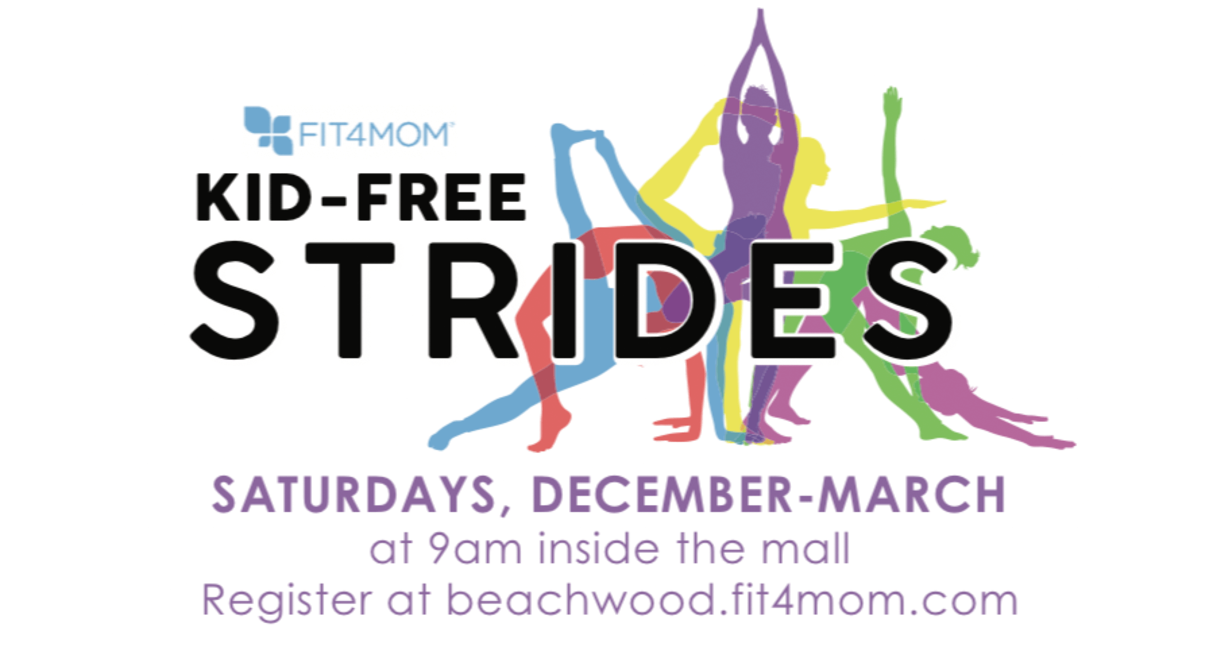Fit4Mom Kid-Free Strides