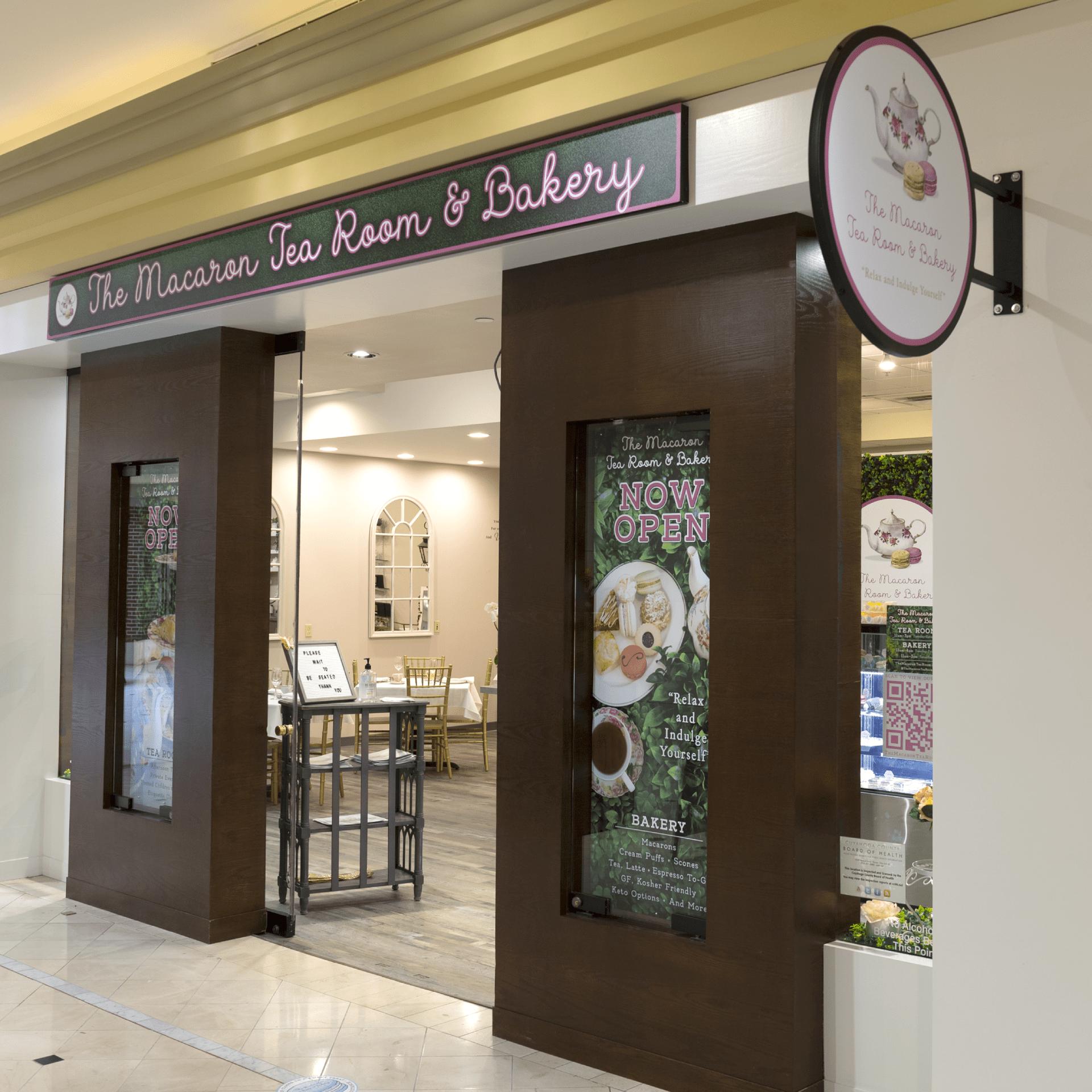 The Macaron Tea Room & Bakery