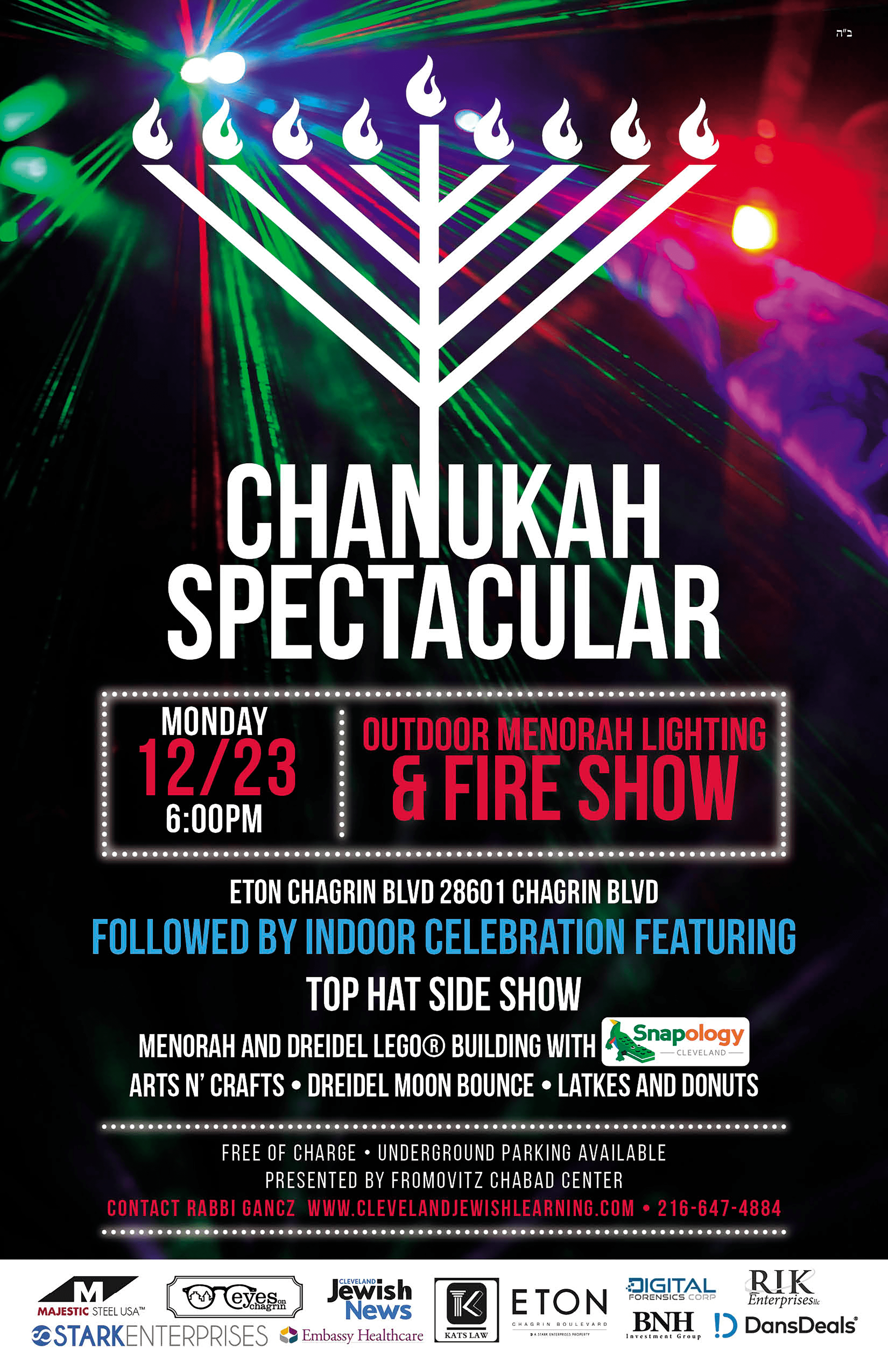Chanukah Spectacular