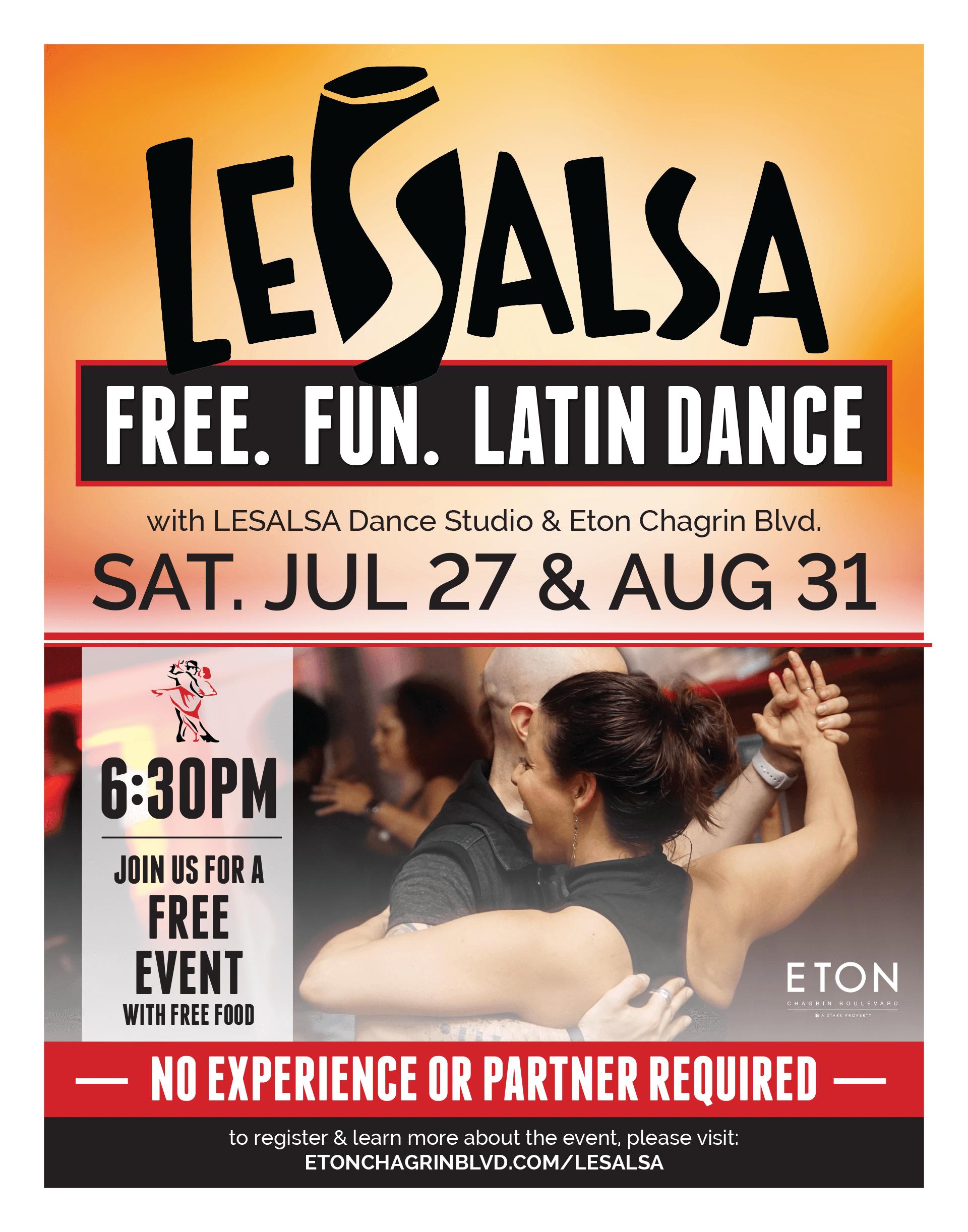 LeSalsa Dance Class