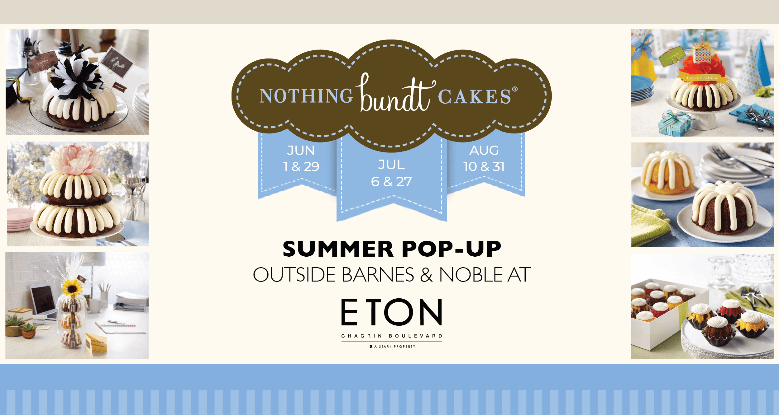 Nothing Bundt Cakes Pop-up